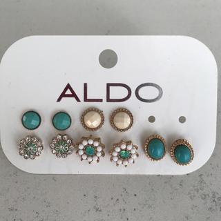 アルド(ALDO)のALDO ピアス 5組セット(ピアス)