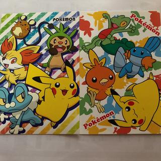 ポケモン(ポケモン)のポケモン ポストカード  2種類×5枚  10枚!(使用済み切手/官製はがき)