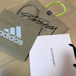 アディダス(adidas)のショップ袋(ショップ袋)