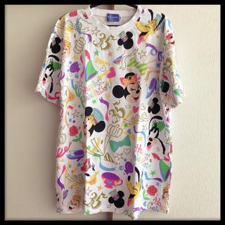 ディズニー(Disney)の35周年 Tシャツ 【Lサイズ】(Tシャツ(半袖/袖なし))