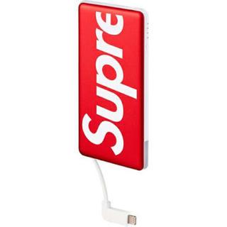 シュプリーム(Supreme)のシュプリーム モバイル バッテリー(バッテリー/充電器)