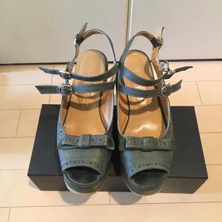 ジェーンマープル(JaneMarple)のジェーンマープル サンダル Janemarple シューズ 靴(ローファー/革靴)