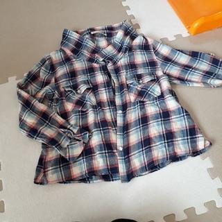 マジェスティックレゴン(MAJESTIC LEGON)のマジェスティックレゴン チェックシャツ(シャツ/ブラウス(長袖/七分))