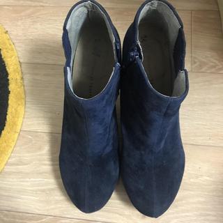 オリエンタルトラフィック(ORiental TRaffic)のショートブーツ(ブーツ)