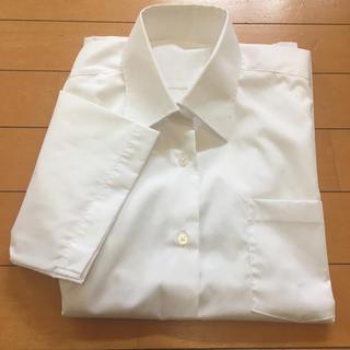 シマムラ(しまむら)の半袖 160 スクールシャツ 中学 高校 女子(ブラウス)