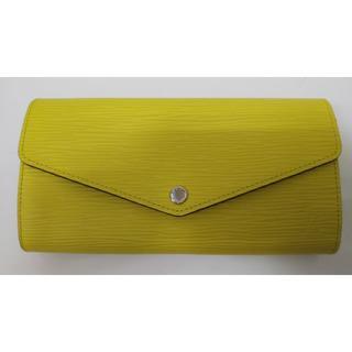 ルイヴィトン(LOUIS VUITTON)のルイ・ヴィトン ポルトフォイユ サラ M60588 未使用 箱 保存袋(財布)