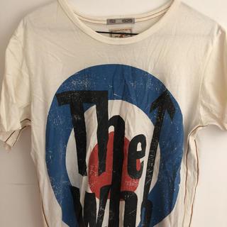 トランクショー(TRUNKSHOW)の限定200着貴重トランクショー The Who Tシャツ Mサイズ(Tシャツ/カットソー(半袖/袖なし))