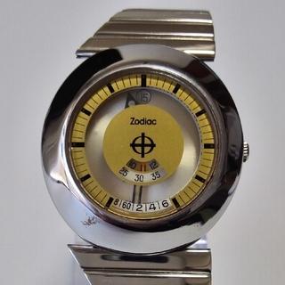 ゾディアック(ZODIAC)のレア Zodiacミステリーダイアル(腕時計(アナログ))