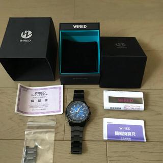 ワイアード(WIRED)のワイアード 時計(腕時計(デジタル))