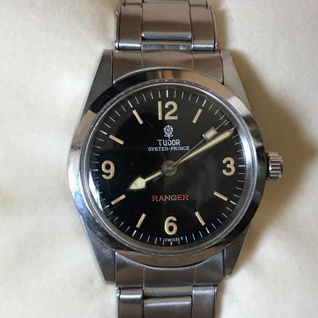 buy popular 97c78 cb8d9 専用商品です。 チュードル アンティーク 自動巻 腕時計 | フリマアプリ ラクマ