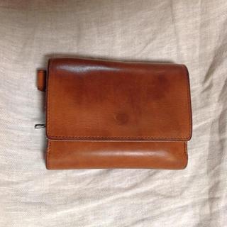 アタッチメント(ATTACHIMENT)のアタッチメント 三つ折り財布 GUIDI(折り財布)