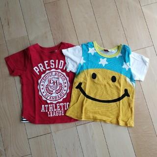 バハスマイル(BAJA SMILE)の男女兼用 サイズ80 子供用Tシャツセット(Tシャツ)