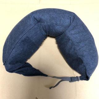 ムジルシリョウヒン(MUJI (無印良品))の無印良品 ネック ピロー 枕(旅行用品)