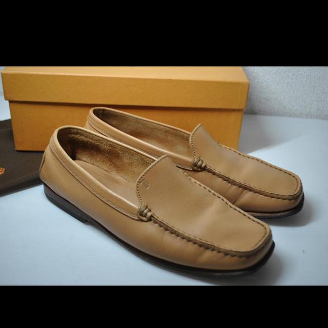 TOD'S(トッズ)のトッズ  レザードライビングシューズ レディースの靴/シューズ(ローファー/革靴)の商品写真