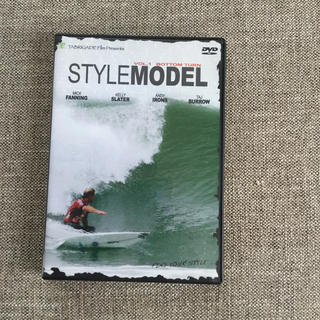 STYLE MODEL DVD(その他)