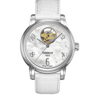 ティソ(TISSOT)のtissot 腕時計 自動巻き(腕時計)