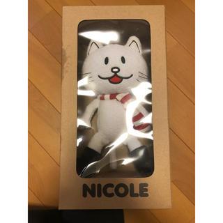 ニコル(NICOLE)のBUMP NICOLE ぬいぐるみ(ミュージシャン)