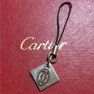 カルティエ(Cartier)のカルティエ ストラップ 値下げしました(ストラップ/イヤホンジャック)