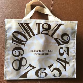 フランクミュラー(FRANCK MULLER)の୨୧ 非売品୨୧ フランクミューラーのビニールサブバック(トートバッグ)