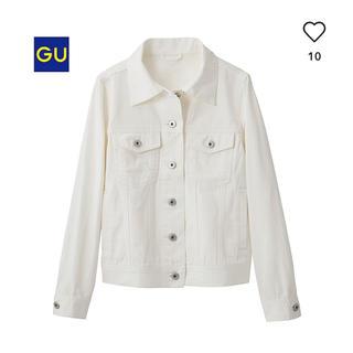 ジーユー(GU)のGU ジャケット(Gジャン/デニムジャケット)