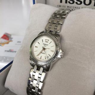 ティソ(TISSOT)のTISSOT バラード レディース美品(腕時計)