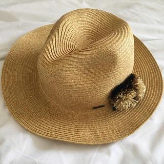 ロキシー(Roxy)のROXY ストローハット ハット 麦わら帽子 テンガロン ロキシー(麦わら帽子/ストローハット)