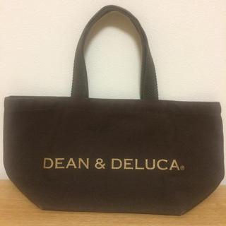 ディーンアンドデルーカ(DEAN & DELUCA)のDEAN & DELUCA トートバッグ ブラウンS(トートバッグ)