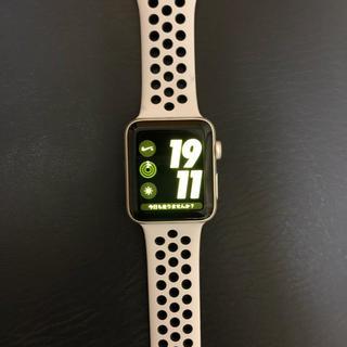 アップル(Apple)のApple Watch シーズン3 (腕時計(デジタル))
