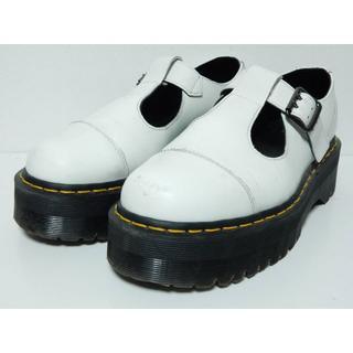 ドクターマーチン(Dr.Martens)の美品&厚底!2014SSモデル!【定価¥24840】ドクターマーチンUK6(ローファー/革靴)
