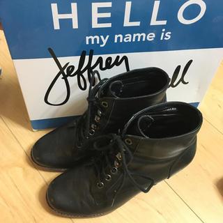 ジェフリーキャンベル(JEFFREY CAMPBELL)のジェフリーキャンベル JEFFREYCAMPBELL(ローファー/革靴)