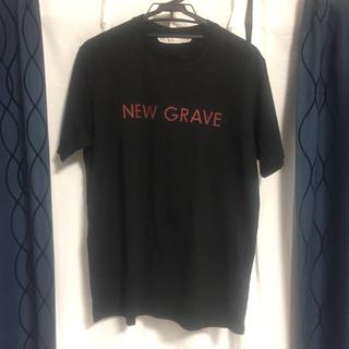 ジョンローレンスサリバン(JOHN LAWRENCE SULLIVAN)のJOHN LAWRENCE SULLIVAN new grave T(Tシャツ/カットソー(半袖/袖なし))