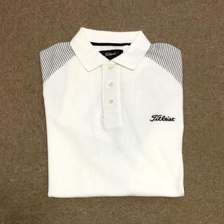 タイトリスト(Titleist)のゴルフ用ポロシャツ(Titleist)(ポロシャツ)