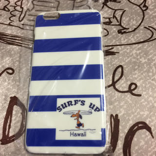 iPhone 6プラス カバー ハワイ(iPhoneケース)