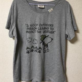 スヌーピー(SNOOPY)のスヌーピー  大きいサイズ4L Tシャツ(Tシャツ(半袖/袖なし))
