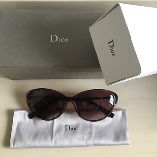 ディオール(Dior)のDior サングラス 美品!定番デザイン♡(サングラス/メガネ)