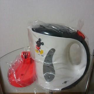 ディズニー(Disney)のミッキーマウス 0.6L ケトル(電気ケトル)