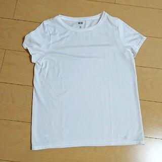 ユニクロ(UNIQLO)の【美品】超速乾ドライEX  Tシャツ(その他)