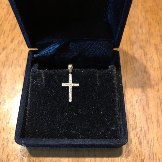 EYEFUNNY(アイファニー)のアイファニー  スティンガークロス Sペンダントヘッド メンズのアクセサリー(ネックレス)の商品写真