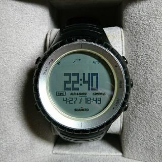 スント(SUUNTO)のスントコア SUUNTO CORE(腕時計(デジタル))