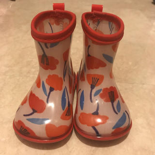 ムージョンジョン(mou jon jon)の【13cm】ムージョンジョン 長靴(長靴/レインシューズ)