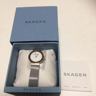新品未使用 SKAGEN 腕時計