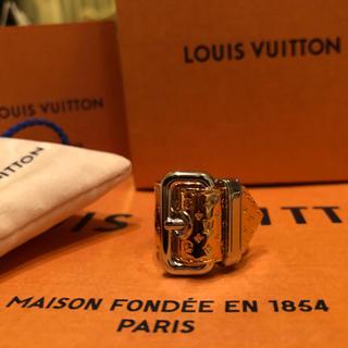 ルイヴィトン(LOUIS VUITTON)のルイヴィトン リング・ナノグラム(リング(指輪))