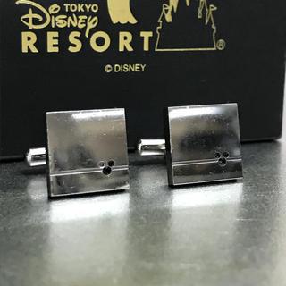 ディズニー(Disney)のディズニー カフス(カフリンクス)