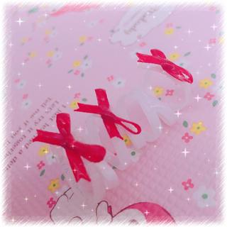♡ アクセサリー リング ゆめかわいい 美品 ♡(リング(指輪))