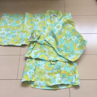 アンパサンド(ampersand)のスカート甚平 浴衣(甚平/浴衣)