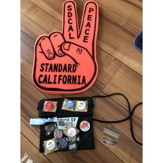 スタンダードカリフォルニア(STANDARD CALIFORNIA)のgreenroom festival 2017、2018グッズ(ショルダーバッグ)