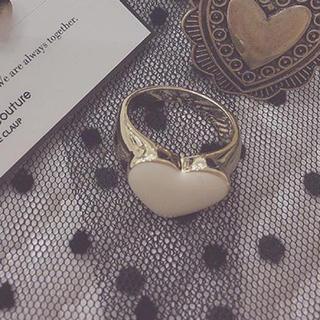 ナチュラルクチュール(natural couture)のナチュラルクチュール  ハートリング(リング(指輪))