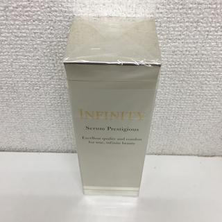 インフィニティ(Infinity)のINFINITY インフィニティ セラム プレステジアス 本体 乳液 120mL(乳液/ミルク)