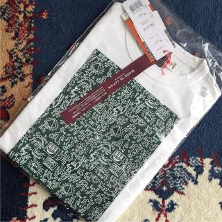 クリフメイヤー キースヘリングTシャツ 110cm