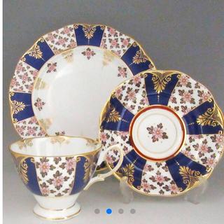 ロイヤルアルバート(ROYAL ALBERT)のロイヤルアルバート100年記念コレクション  リージェンシーブルー(食器)
